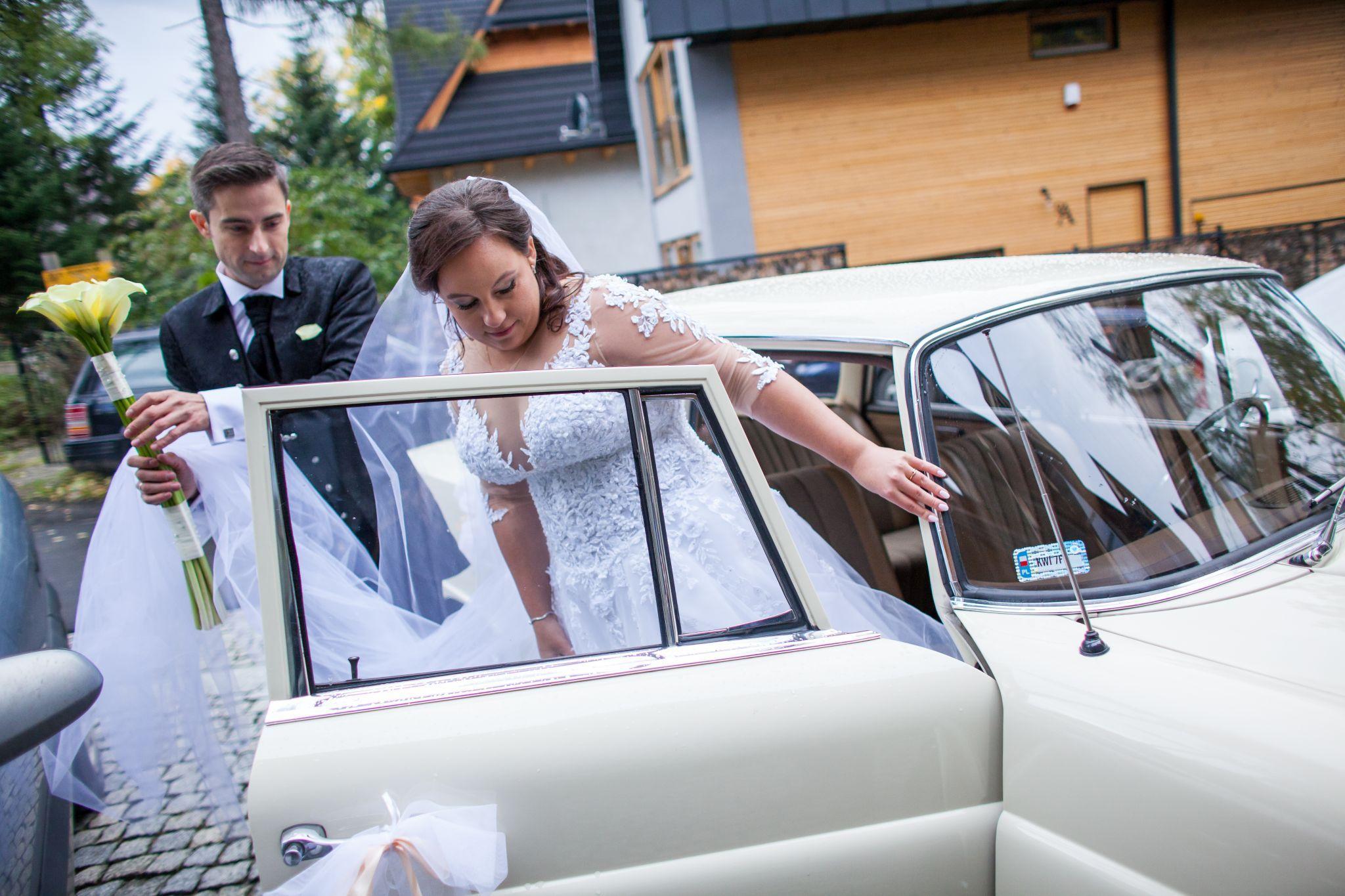 Reportaż fotograficzny ze ślubu oraz wesela